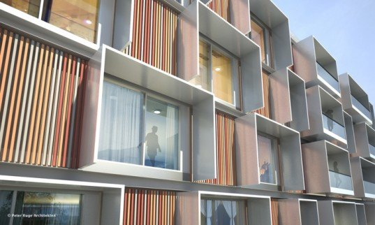 Bruck Passive House, Peter Ruge Architekten, China, Changxing, Passive House, Bruck House