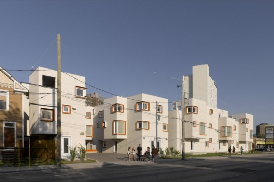 Centre Village, 5468796 Architecture, affordable housing, winnipeg, canada, micro housing, micro apartments,