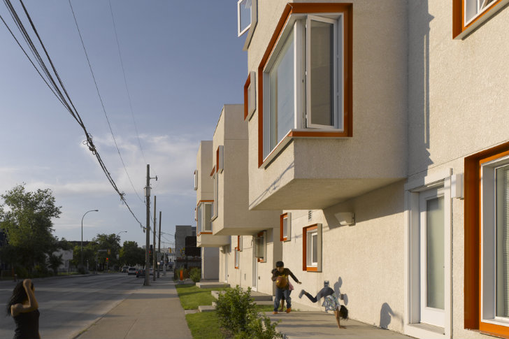 Centre Village is a Modular Affordable Micro Housing ...