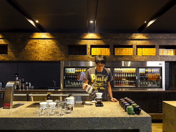 Code Black Coffee Two Melbourne Warehouses Merge To