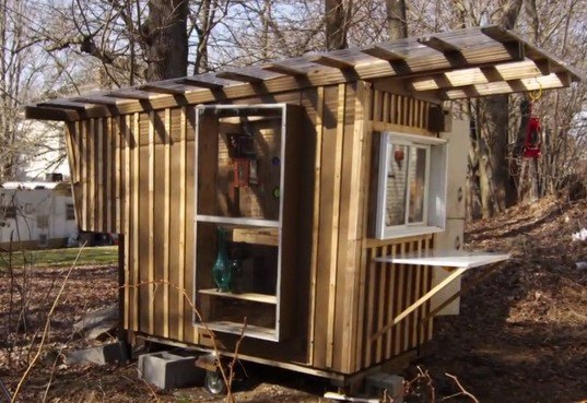 Derek Diedricksen S Tiny Gypsy Junker Cabin Can Be Yours