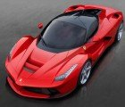 LaFerrari: Ferrari's First Ever Hybrid Model Debuts at Geneva Motor Show