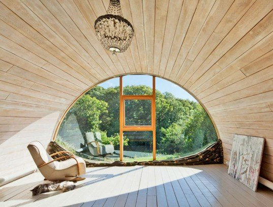 mole architects, hawthbush house extension, natural materials, traditional architecture, sustainable renovation, green extension, eco architecture, green design