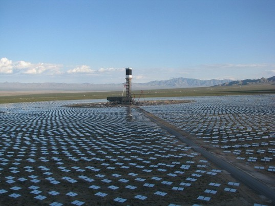 Ivanpah Solar Thermal Plant , California solar plants, NRG Energy, US solar energy, BrightSource Energy, Bechtel Corporation, heliostats, California clean energy, carbon emissions, solar thermal plants, solar steam turbines, green technology