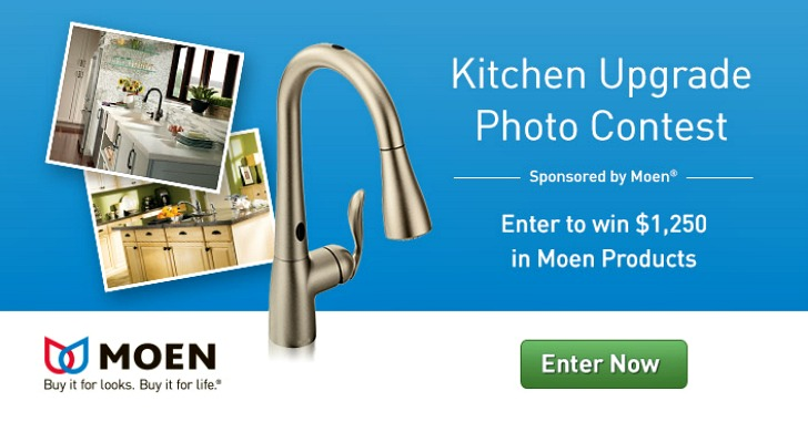Win a $1750 Kitchen Makeover in Our Project Kitchen Upgrade Contest ...