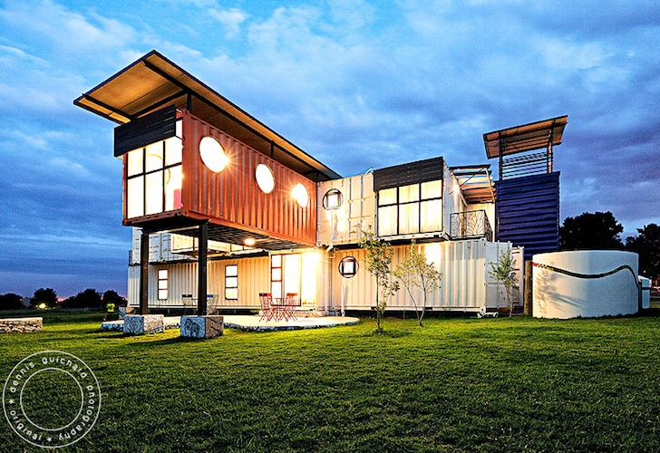 New Jerusalem Orphanage Is A Vibrant Shipping Container Home For South  African Kids | Inhabitat   Green Design, Innovation, Architecture, Green  Building