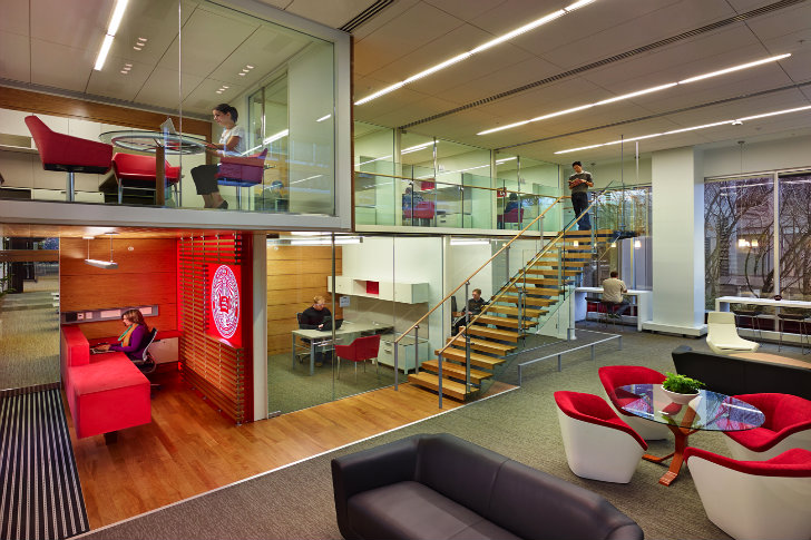 Northeastern university 39 s seattle campus on track for leed for Room 4 design leeds