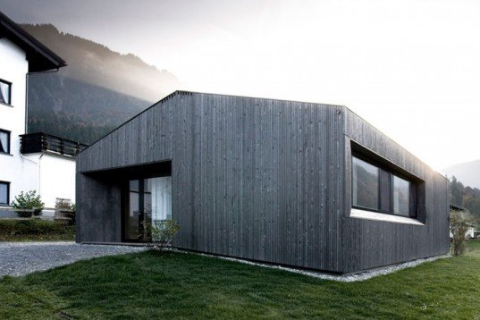 Peaceful Gudrun House in Austria is Entirely Made from Prefab Wood  Inhabitat - Green Design ...