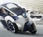 i-ROAD: Toyota Unveils Three-Wheeled All-Electric Vehicle Ahead of Geneva Motor Show