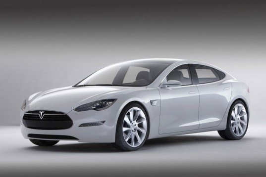 Tesla Model S, electric sedan, electric car, Tesla Motors, Model S, World Green Car of the Year