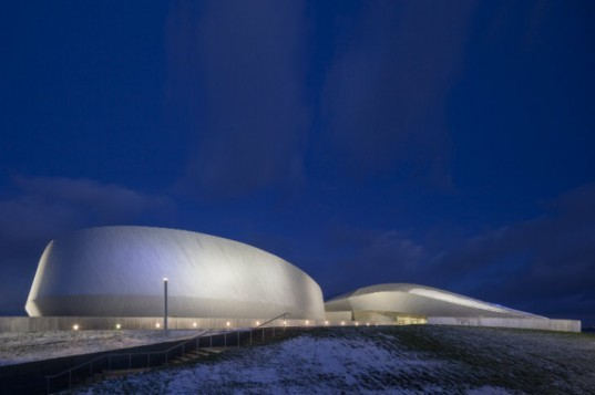 The Blue Planet, 3XN, aquarium, copenhagen, eco museum, water issues, sustainable water,