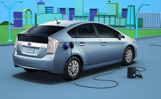 toyota, lithium-ion batteries, prius plug-in, RAV4 Electric Vehicle, all-solid-state batteries, lithium-air batteries, lithium-ion-phosphate, lithium-polymer battery, size of lithium-ion batteries, compact packaging of solid-state batteries, lithium-air batteries store 50 times more energy than lithium-ion batteries