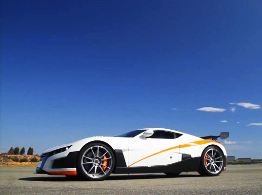 Horsepower VOLARe Racer Is One Of The Most Powerful Electric - Powerful sports cars
