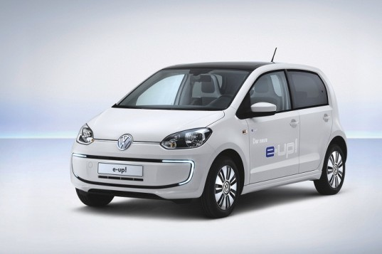 Volkswagen, volkswagen e-up!, volkswagen electric vehicle, electric vehicle, green car, 2013 Frankfurt Motor Show, lithium-ion battery, electric motor, green transportation