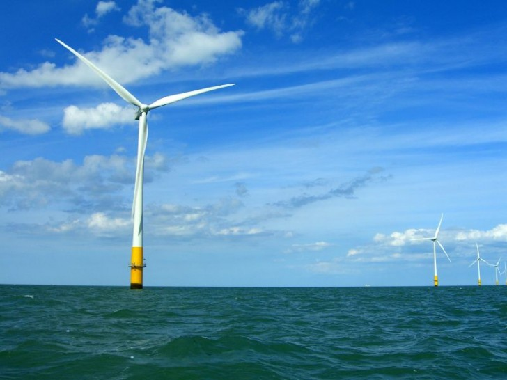 World's Largest Offshore Wind Farm Could Power 1 Million Homes in Scotland