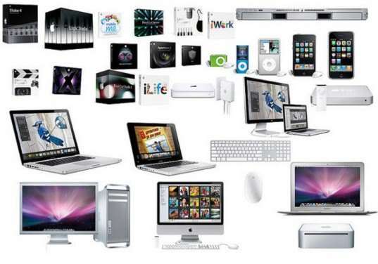 apple products, apple devices, apple, apple electronics
