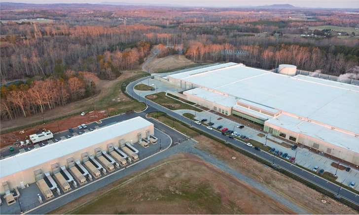 Apple S Largest Data Center Is Powered By 100 Renewable