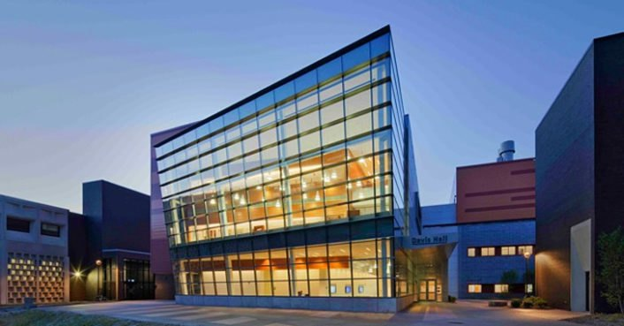 University of buffalo 39 s newly revamped seas building for Certified building designer