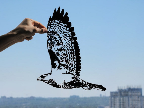 DreamPapercut Transforms Simple Sheets of Paper Into Amazing Works of Art
