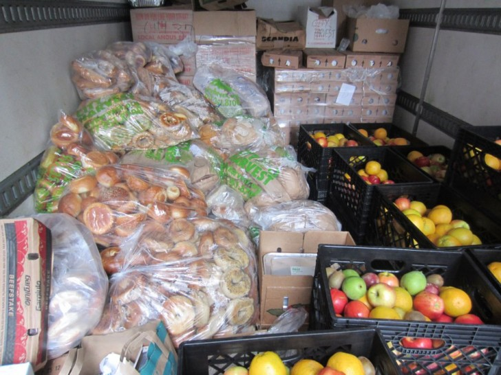 NYC Mayors Fund to Provide 17 Million to Food Pantries Affected