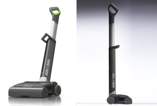 gtech, airraam, cordless vacuum, rechargeable, energy, green, eco, cleaning, sustainable