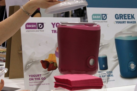 housewares show, 2013, chicago, home, eco, green, sustainable, cooking, packaging, waste, diy, yogurt maker