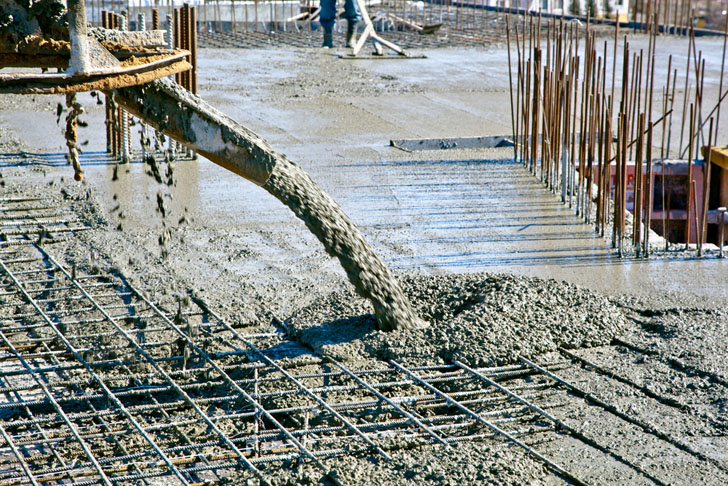 concrete made with biofuel waste is strong durable and has a lower