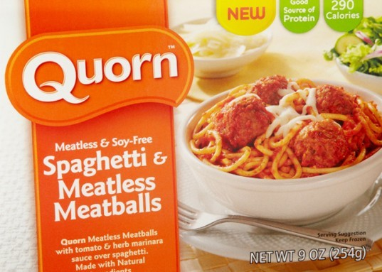 quorn, meatless meatballs, meat alternative, fake meat, vegetarian, vegetables, alternatives, horse meat scandal, sales, increase, uk