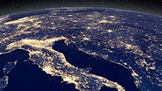 Satellite image, NASA photo, earth at night, earth hour, earth hour 2013