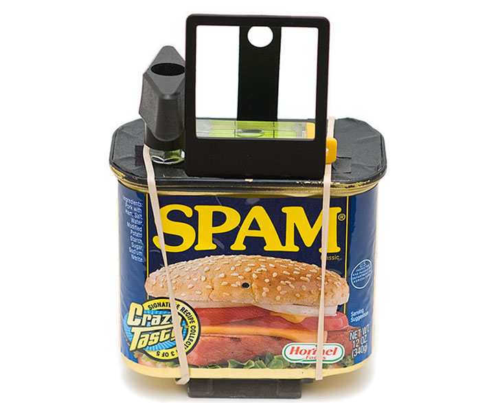 Incredible Pinhole Camera Made From a Can of Spam | Inhabitat ...