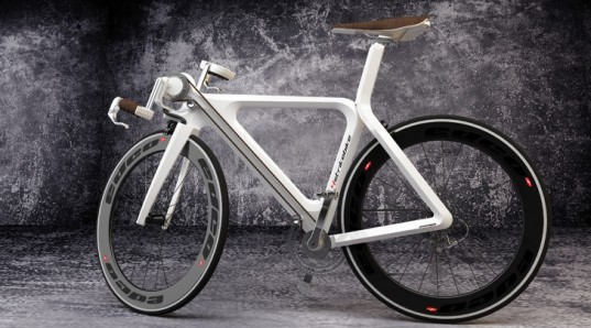 4StrikeBike, bicycle design, lex van stekelenburg, ergonomic bike, tsg essempio