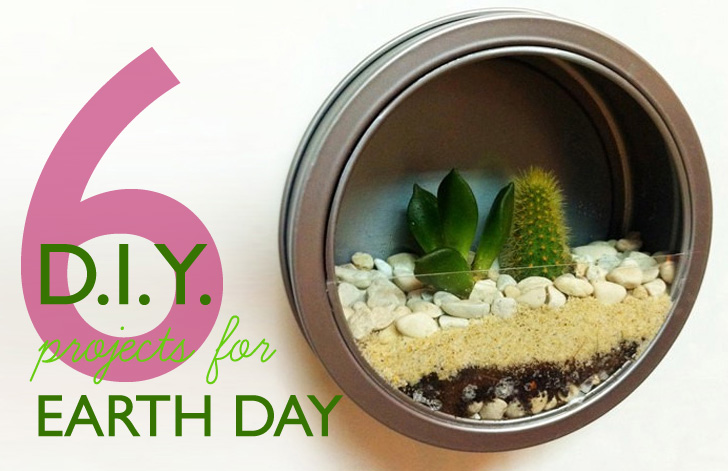 6 fun diy projects to make for earth day inhabitat green 6 fun diy projects to make for earth day inhabitat green design innovation architecture green building solutioingenieria Choice Image