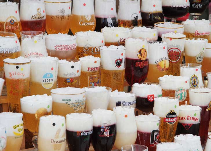 360 Beers Tested in Germany Found to Have Traces of Arsenic