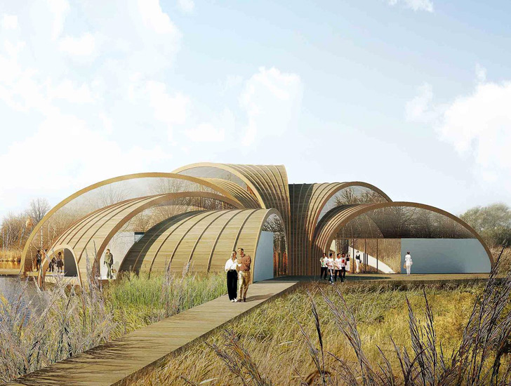 Atelier CMJN Unveils Plans For Sustainable Great Fen