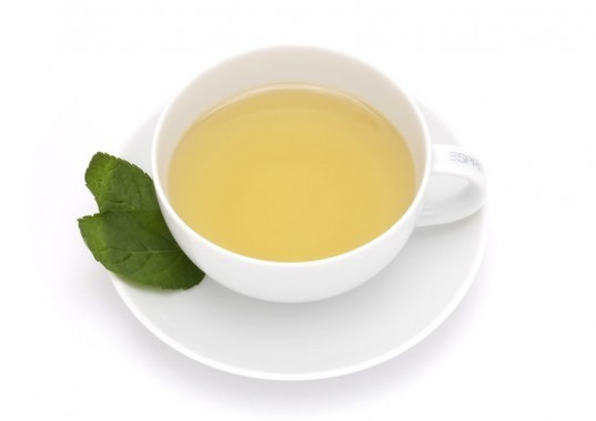 Steeped Green Tea for Mask