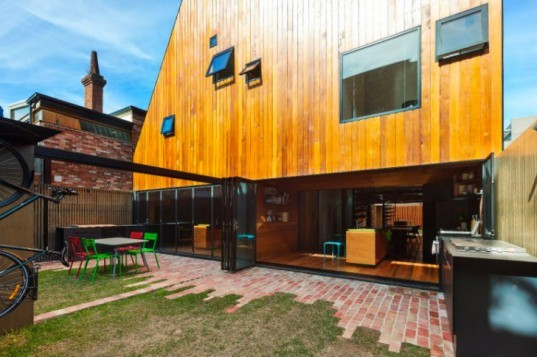 House House, Andrew Maynard Architects, home renovation, green renovation, melbourne, eco renovation