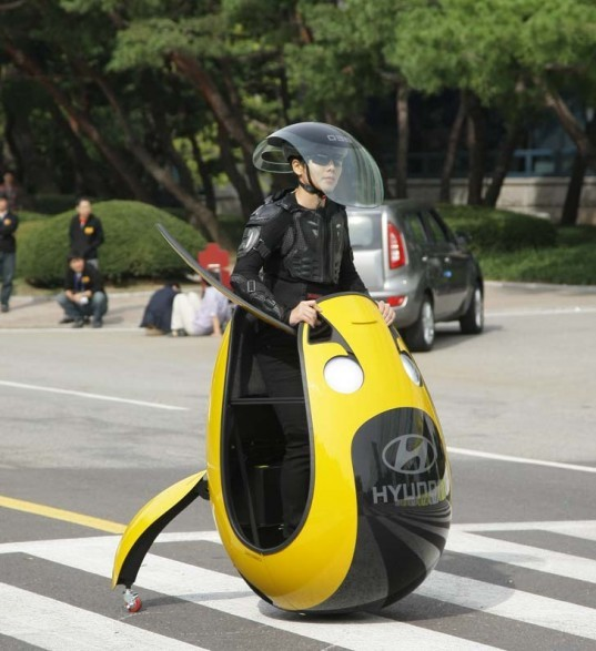 Electric Kids Cars >> Hyundai Unveils Flying Electric Car for Congested Cities ...