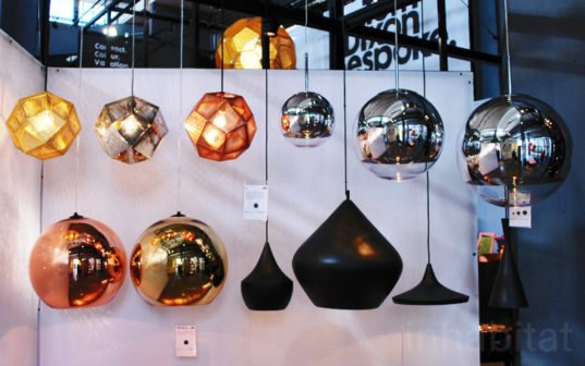 Tom Dixon Debuts Exciting New Designs At The 2013 Milan