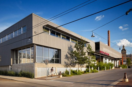 Pearl Brewery, Full Goods Warehouse, Lake Flato Architects, adaptive reuse, green renovation, san antonio