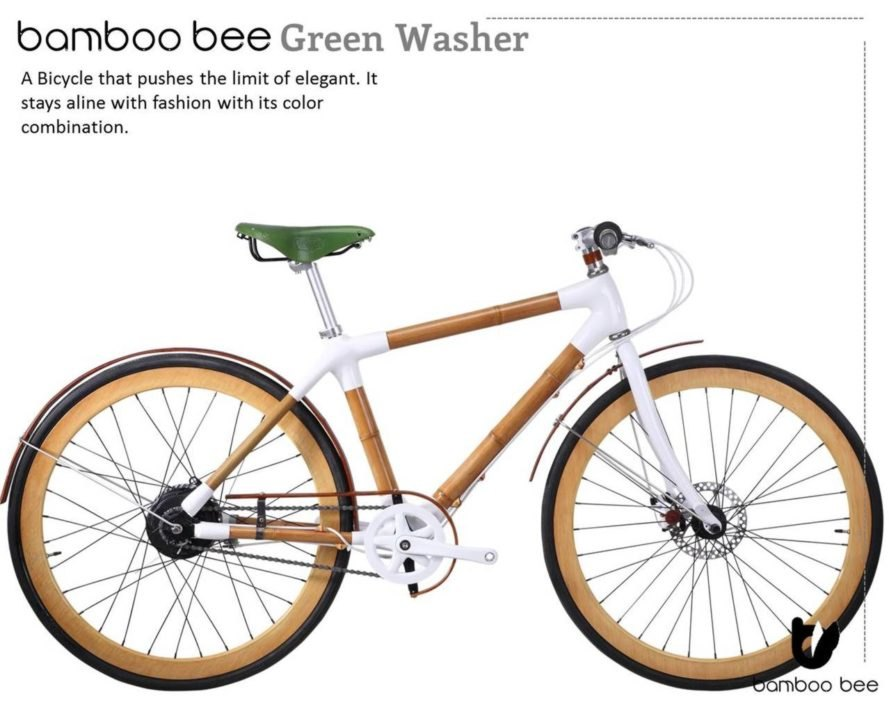 The Honey-Infused Bamboo Bee Bicycle Is Both Stylish and Durable