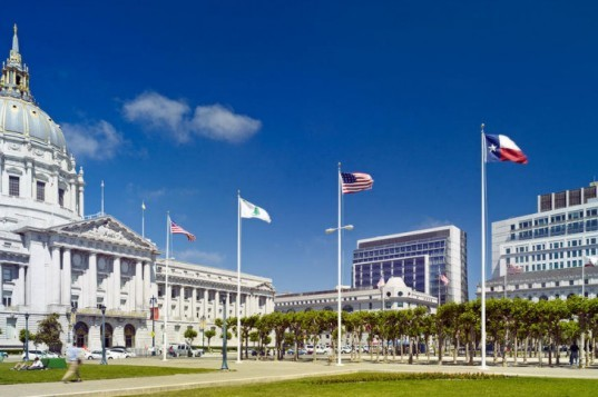 San Francisco Public Utilities Commission Headquarters, KMD Architects, SFPUC, integrated wind turbines, san francisco, green architecture, sustainable architecture, leed platinum, eco office