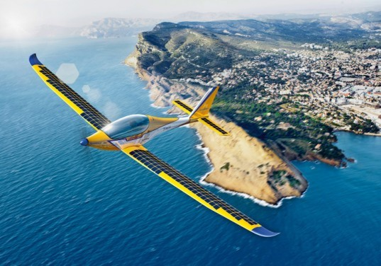 SolarWorld eOne, Elektra One Solar, ILA Berlin Air Show, AERO Global Show for General Aviation, SolarWorld, PC-Aero, solar-powered aircraft, electric aircraft