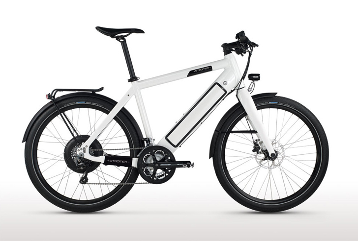 stromer 39 s new st1 electric bike is a battery powered city. Black Bedroom Furniture Sets. Home Design Ideas