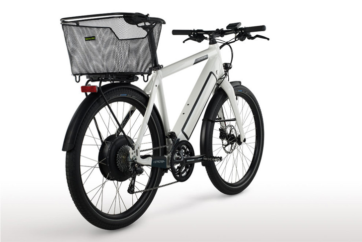 Battery Powered Bicycles >> Stromer S New St1 Electric Bike Is A Battery Powered City Cruiser
