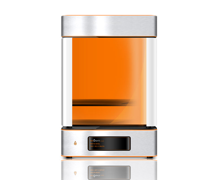 botobjects unveils the world u0027s first full color desktop 3d printer