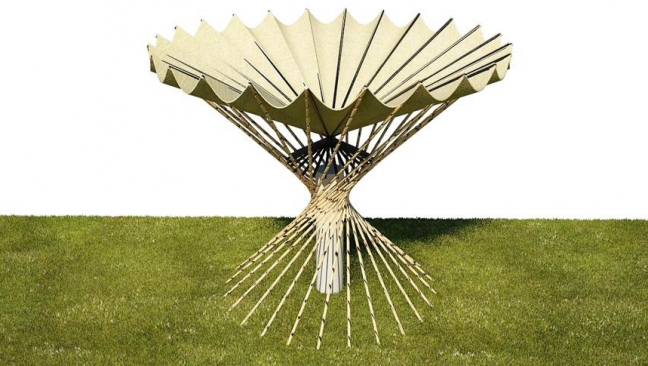 Student Designed Chaac Ha Water Collector Can Harvest 2 5