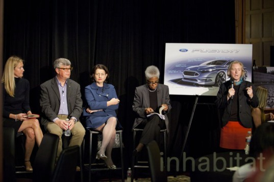ford, ford motor company, design with a conscience, design conference, design panel, automotive panel, green design events, aia san francisco, aia panels, aia discussions, aia conferences, American Institute for Architects (AIA) San Francisco, Allison Williams, Perkins + Will;, Anne Fougeron, Fougeron Architecture, Ann Hand, Project Frog, Freeman Thomas, Ford Strategic Concept Group, live webcast, webcast, design webcast, architecture conference, architecture panel, architecture webcast, sustainable design, eco design