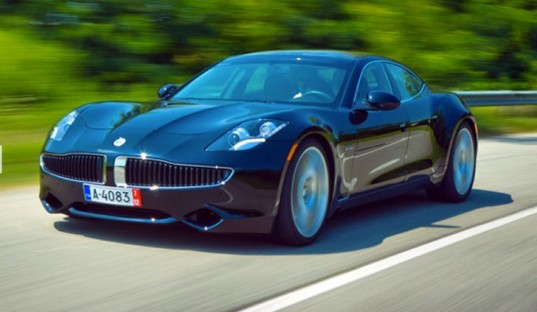 fisker, karma, automotive, hybrid car, loan, department of energy