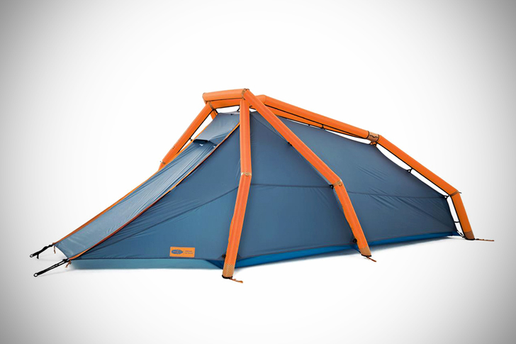 Architecture & The Wedge: Heimplanetu0027s New Inflatable Two-Person Tent Pops Up in ...