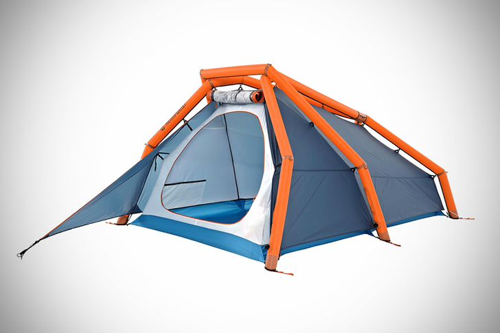 The Wedge inflatable tent by Heimplanet & The Wedge inflatable tent by Heimplanet « Inhabitat u2013 Green Design ...